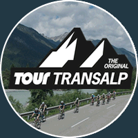 tour transalp logo blue new